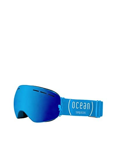 Ocean Máscara de Esquí Cervino Azul