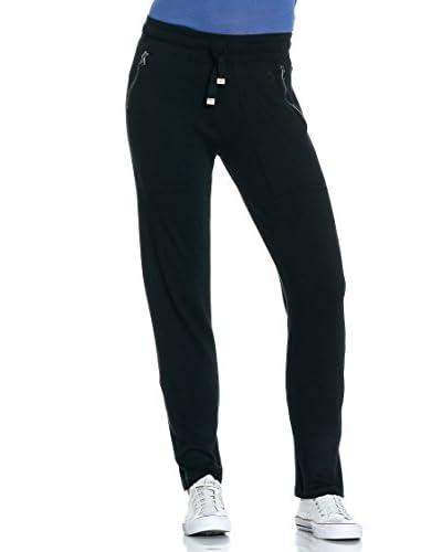 Dimensione Danza Pantalone Felpa [Blu]