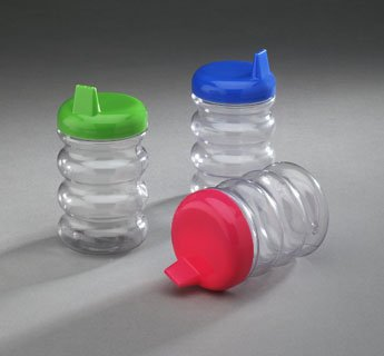 Arrow Plastic Sip-A-Trainer Cup (Pack of 6)