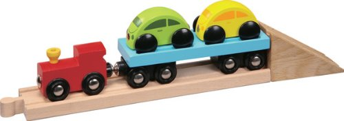 31zDmrB1X0L Cheap Price Nuchi Wooden Railway / 6 piece Car Transporter Set