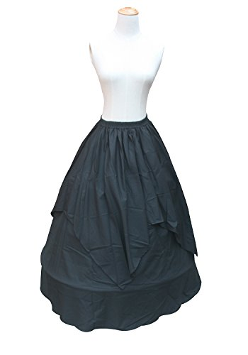 Victorian-Walking-Skirt-Gothic-Steampunk-HighWaist-Lolita-Skirt-SK01