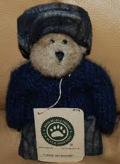 "Boyds Bears Chase Bearimore 7"" Tall The Archive Collection"