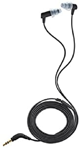Etymotic Research HF5 Portable In-Ear Earphones (Black)