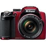 Nikon COOLPIX P500 12.1 CMOS Digital Camera with 36x NIKKOR Wide-Angle Opti ....