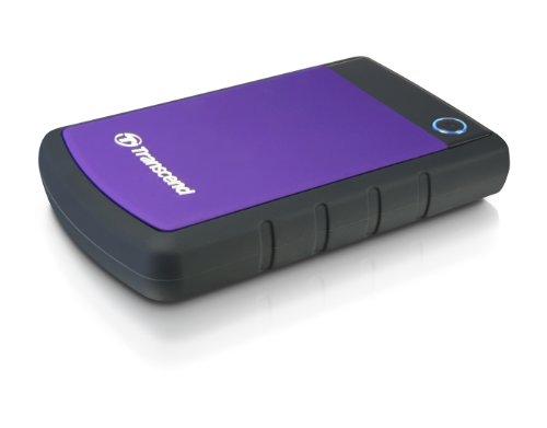 Transcend 1TB StoreJet 2.5 inch USB 3.0 Military-Grade Shock Resistance Portable External Hard Drive