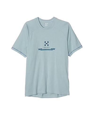 Haglöfs Camiseta Manga Corta Apex Logo