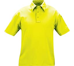 PROPPER Ice Performance Mens Polo, Hi-Vis Green, M