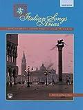 26 Italian Songs and Arias CD Voice Ed. John Glenn Paton