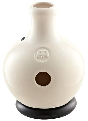 Meinl Percussion Id10Wh Small Ceramic Ibo Drum, White