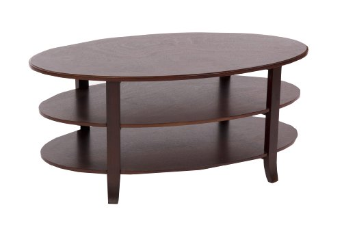 Tms London 3-Tier Coffee Table