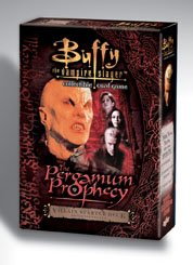 Buffy the Vampire Slayer The Pergamum Prophecy Collectible Card Game Villian Starter Deck - 1