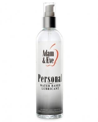 Adam and eve personal water based lube - 8 oz (Adam And Eve Bullet compare prices)