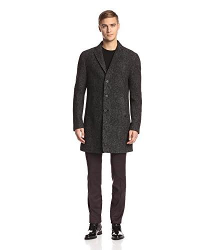 John Varvatos Collection Men's 3/4 Length Coat