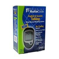 Image of Prodigy Prodigy Autocode Talking Blood Glucose Monitoring System (B008FNK414)