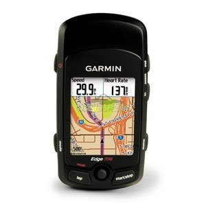 Garmin Edge 705 with Heart Rate and Cadence