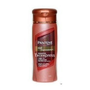 Pantene Pro-V Red Expressions Shampoo (Pack of 6) *IN STOCK*