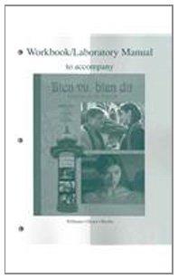 Bien vu bien dit Workbook/Lab Manual