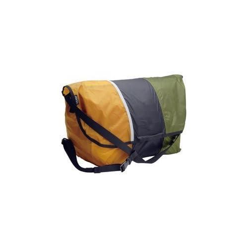 GIZA(ギザ) ミニフィ コンパクト メッセンジャー バッグ キャメル×ブラック×カーキ 15L BAG27603