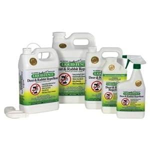 Amazon.com: Liquid Fence 130 Dog and Cat Repellent, 1-Gallon Ready