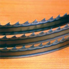 Timber Wolf Bandsaw Blade 1/8 x 93-1/2, 14 TPI (Tamaño: W 1/8 | L 93 1/2 | 14 TPI | T .25 | TS HP)