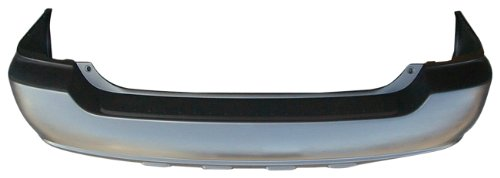 OE Replacement Toyota Highlander Rear Bumper Cover Partslink Number TO1100240