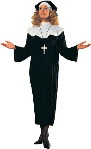 Rubie's Co Haunted House Collection Nun Costume