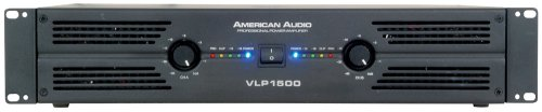 AMERICAN AUDIO VLP-1500 XP-15000 1500 WATT AMPLIFIER