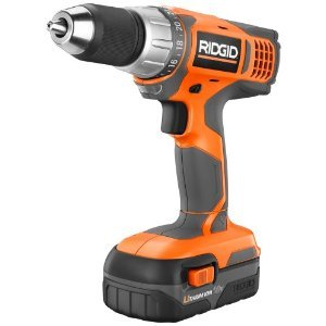 Factory-Reconditioned RIDGID ZRR86006 18-Volt Lithium Drill/Driver