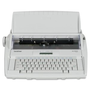 Brother Ml300 Electronic Dictionary Typewriter