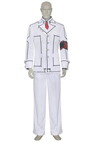 Custom-made Cosplay Costume for Vampire Knight Night Class Boy Kaname Kuran