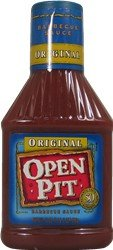 Open Pit Original BBQ Sauce 18 oz. - 6 Unit Pack