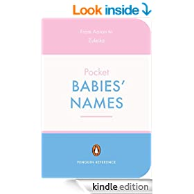 The Penguin Pocket Dictionary of Babies' Names