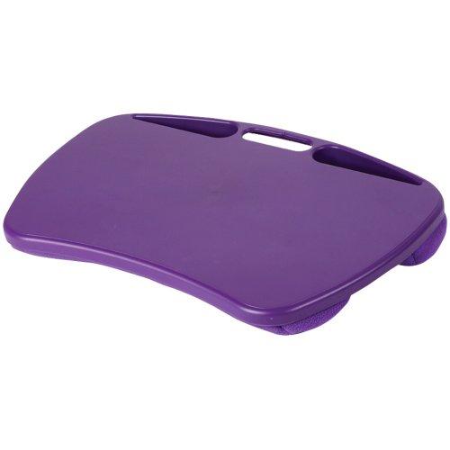 Find Bargain LapGear 45342 Purple MyDesk