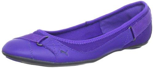 Puma Bixley Wn's Ballet Flats Womens Purple Violett (liberty blue 04) Size: 7 (40.5 EU)