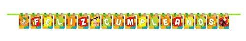 El Chavo del Ocho Party Jointed Banner Favor Happy Birthday Decoration Supplies - 1