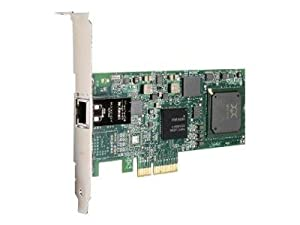 QLogic Network QLE4060C-CK 1Gb Single Port iSCSI HBA PCIe RJ-45 Copper Brown Box