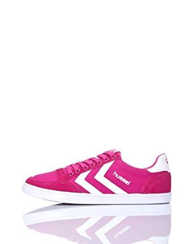 Hummel Sneaker Slimmer Stadil Low [Rosa]