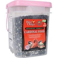 Wild Delight 376140 Cardinal Pail Wild Bird Food, 13.5-Pound