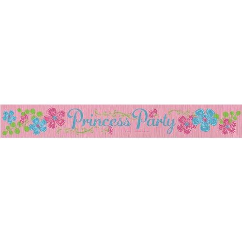 Disney Princess 'Fanciful Princesses' Crepe Paper Streamer (30ft)