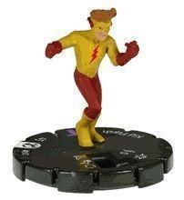 HeroClix: Wally West Promo # 101 (Rookie) - Crisis