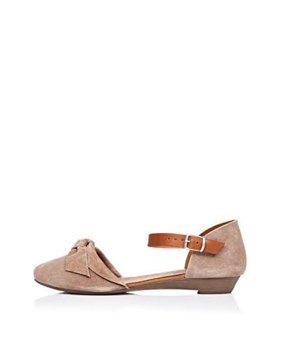 Bueno Shoes Zapatos Minicuña Nudo