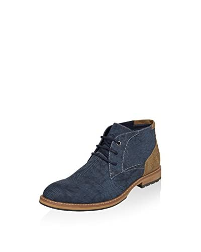 Nebulus Desert Boot West denim