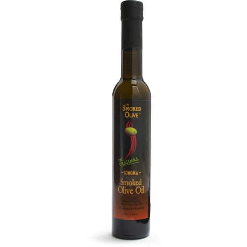 The Smoked Olive Sonoma Smoked Olive Oil