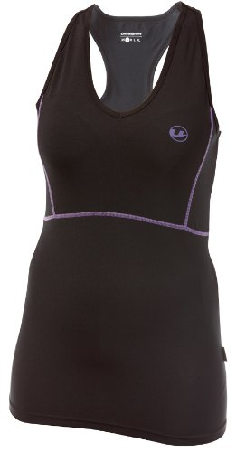 Ultrasport Women's Running Tank Top with Quick-Dry-Function