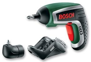 BOSCH IXO IV MEDIUM SCREWDRIVER, CDLESS, 3.6V, LI-ION (Bosch Ixo compare prices)