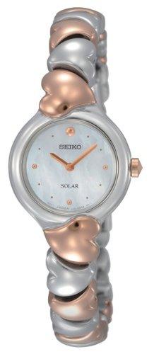 Seiko Solar Women's Quartz Watch SUP118