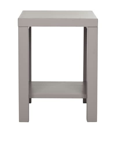 Safavieh Lahoma End Table, Grey