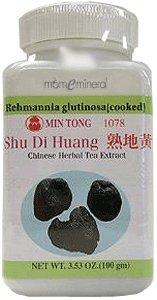 Shu Di Huang 100 gms by Min Tong