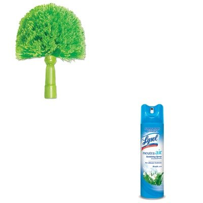 Kitrac76938Eaungcobw0 - Value Kit - Unger Starduster Cobweb Duster (Ungcobw0) And Neutra Air Fresh Scent (Rac76938Ea)