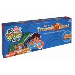 Go Diego Go Treasure Quest - 1